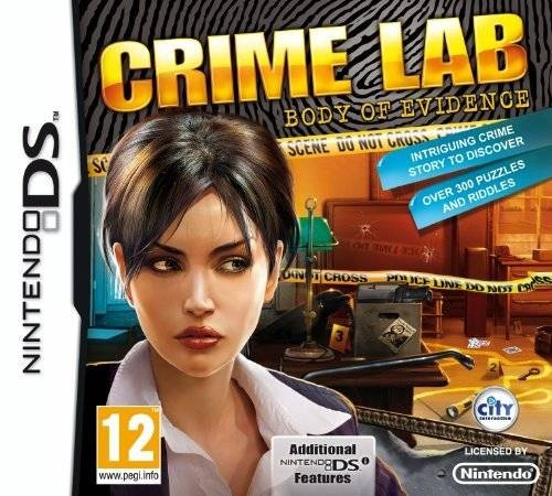 Packshot voor Crime Lab: Body of Evidence