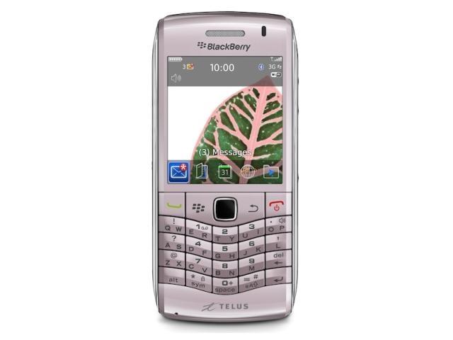 BlackBerry 9105 Pearl 3G BlackBerry 9105 Pearl 3G Pink