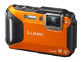 Goedkoopste Panasonic Lumix DMC-FT5 Oranje