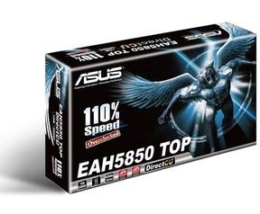 Asus EAH5850 DirectCU TOP/2DIS/1GD5