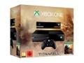 Goedkoopste Microsoft Xbox One 500GB + Kinect + Titanfall Zwart
