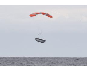 SpaceX fairing landing