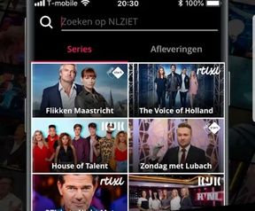 NLziet Android TV