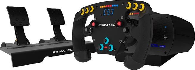 Fanatec CSL Elite F1 Set