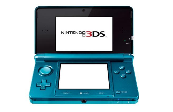 Nintendo 3DS  Blauw