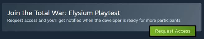 Steam Playtest