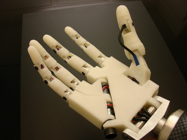 InMoov-hand