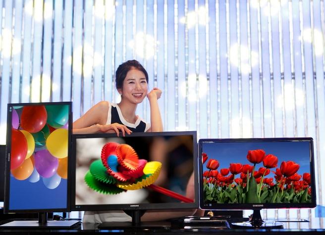 Samsung PLS-beeldschermen