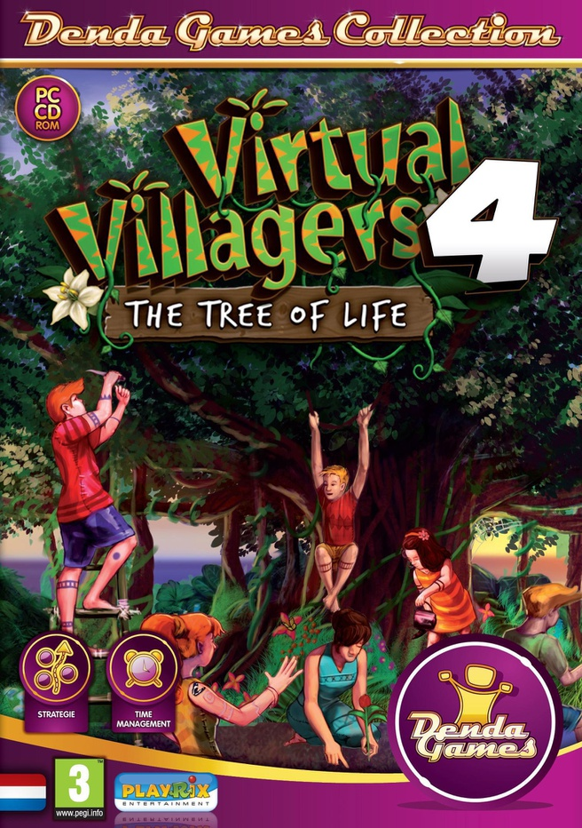 Virtual Villagers 4: The Tree of Life, PC