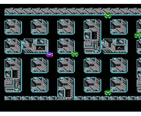 Days of Thunder NES-game van Chris Oberth