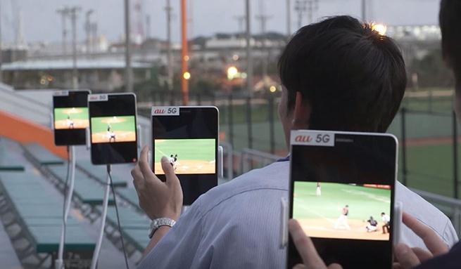 5g Samsung mmwave 28GHz tablets