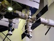 Schaalmodellen van ERA bij ESA Estec in Noordwijk