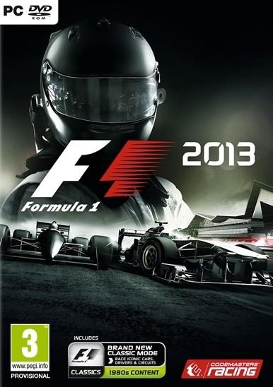 F1 F1 2013 PC DVD, PC (Windows)