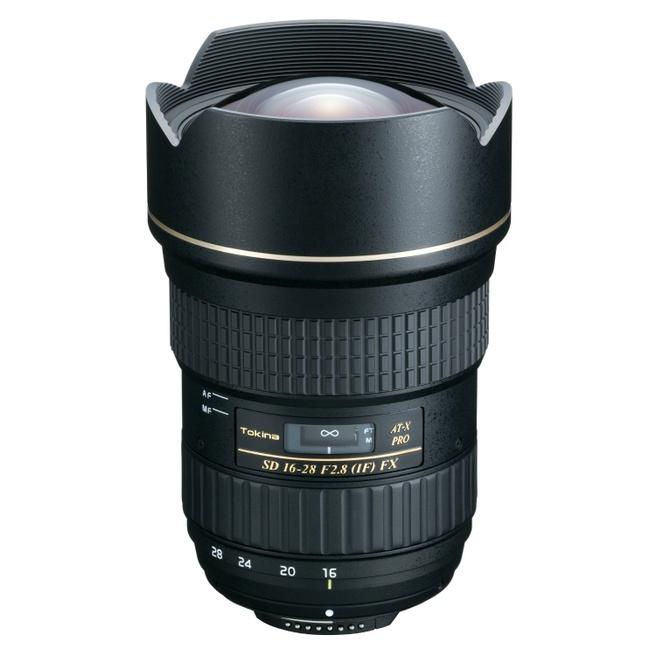 Tokina 16-28mm F2.8 PRO AT-X Aspherical (Nikon)