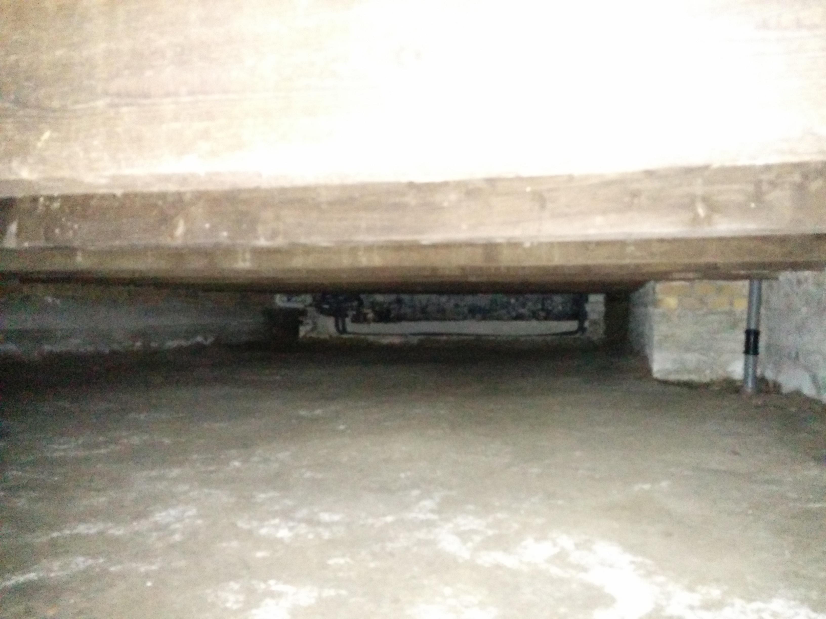 Kruipruimte vloer (na )isoleren   duurzame energie & domotica   got