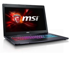 MSI Gaming Series GS70 6QE-012NL
