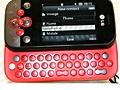 LG KS360 rood