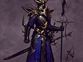 Warhammer Online Age Of Reckoning - Dark Elf Black Guard