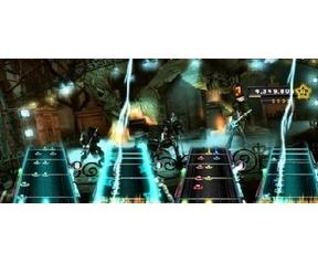 Guitar Hero 5 (Gitaar Bundel), Wii
