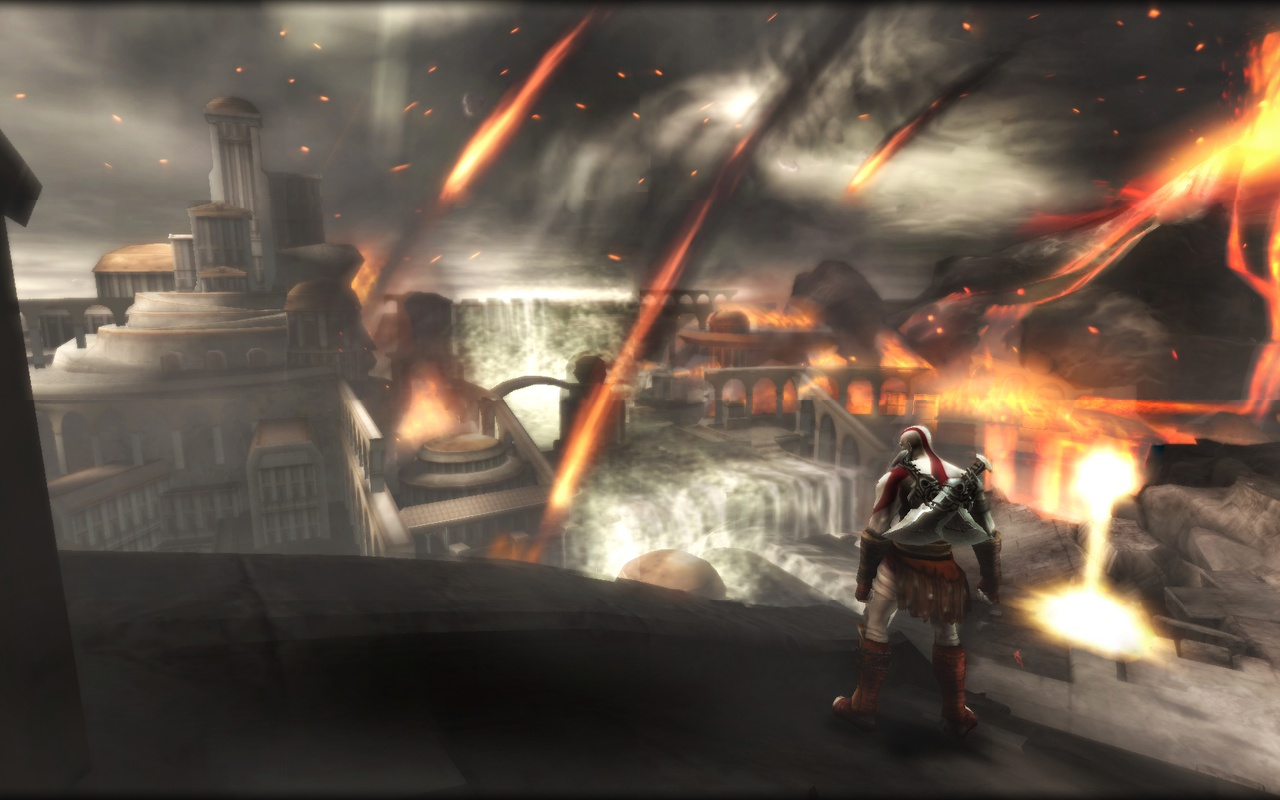 Gof of War: Ghost of Sparta