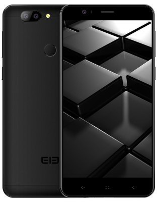 Elephone P8 Mini Rood, Wit, Zwart