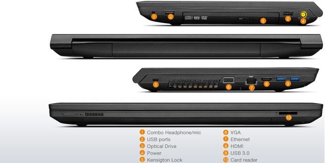 Lenovo Essential B590