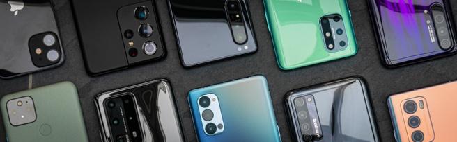 Foto's eerste pagina bbg smartphones