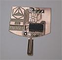 Emv-chip pincode skimmer