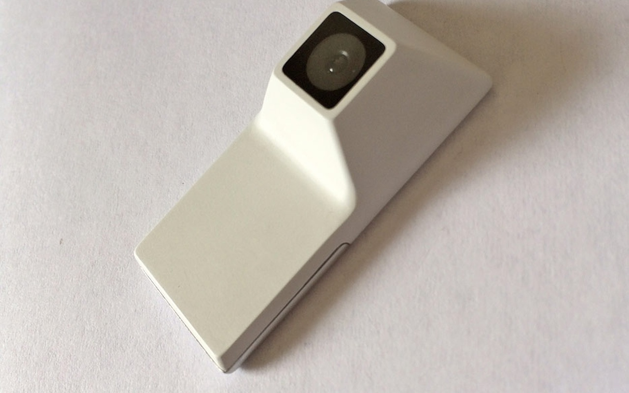 Project Ara: cameramodule met 3d-geprinte behuizing