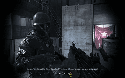 Call of Duty 4: Modern Warfare (8800GTX, all high, � Aap) - found it!