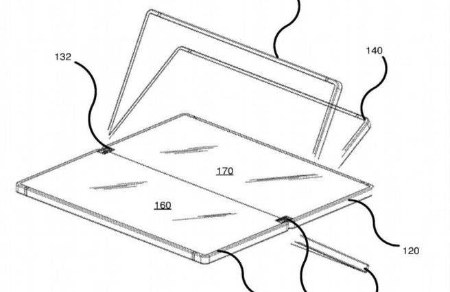 Patentaanvraag Microsoft Andromeda