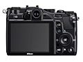 Nikon Coolpix P7000 Zwart