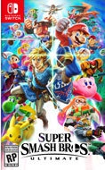 Box Super Smash Bros