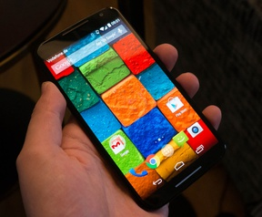 Motorola MOto X (2014) Preview