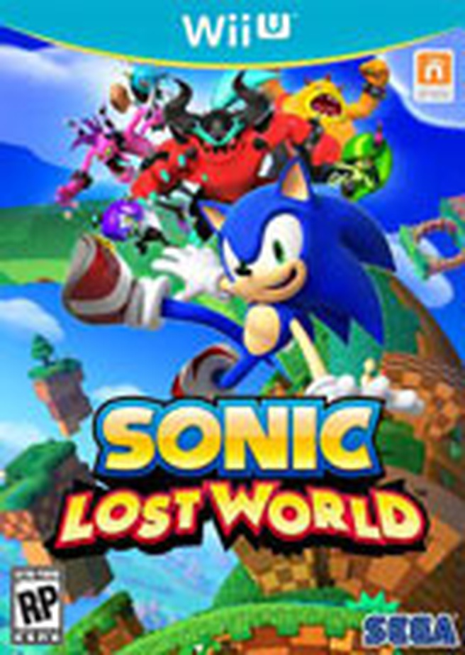 Box Sonic Lost World
