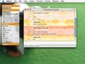 Adium X - chat window