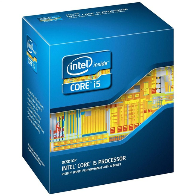 Intel Core i5 3450 Boxed