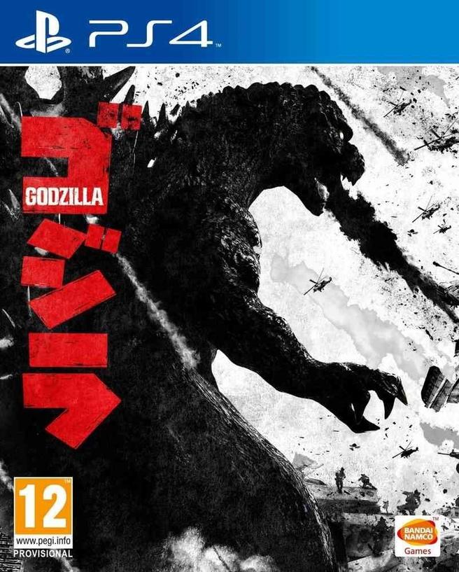 Godzilla, PlayStation 4
