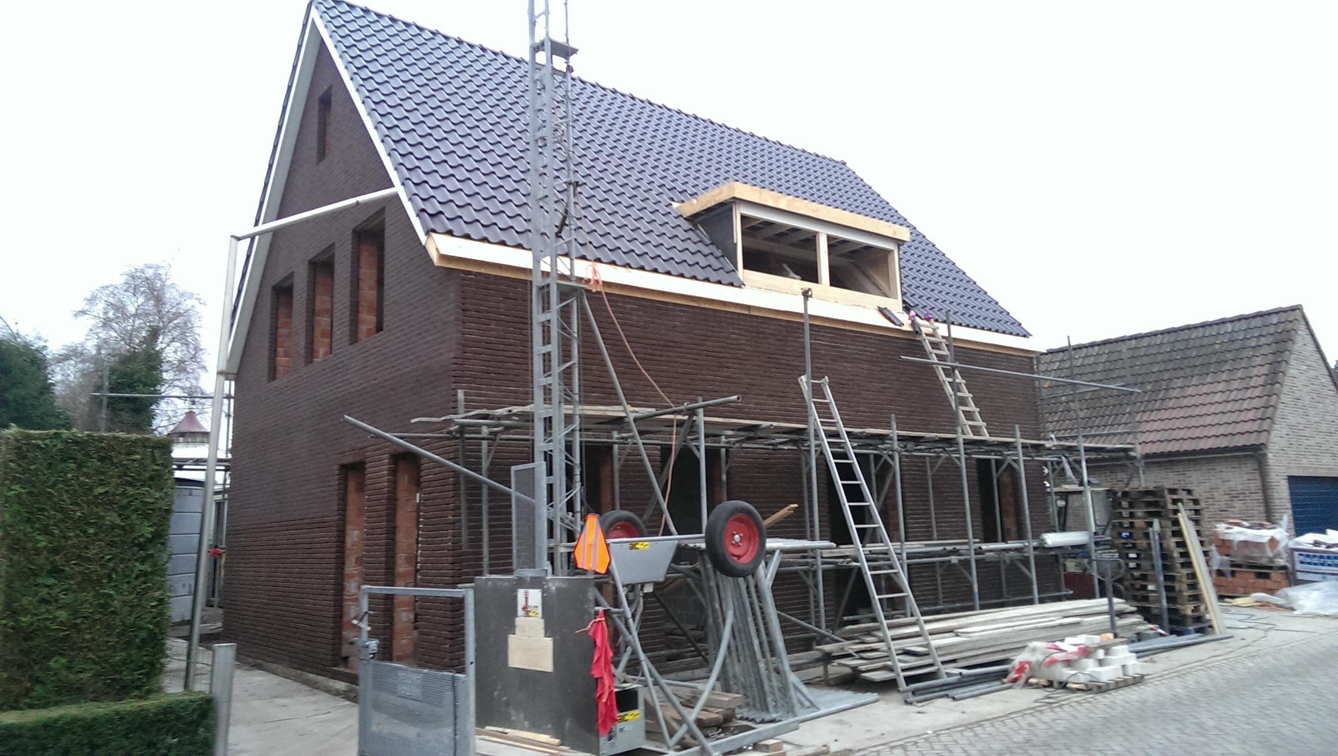 Ervaringen met het bouwen van een huis deel 1 wonen for Zelf huis bouwen kostprijs