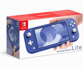 Nintendo Switch Lite Blauw
