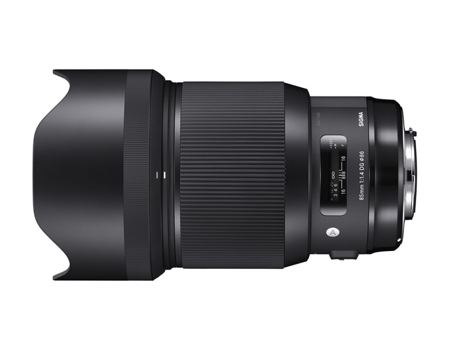 Sigma 85mm F1.4 DG HSM Art