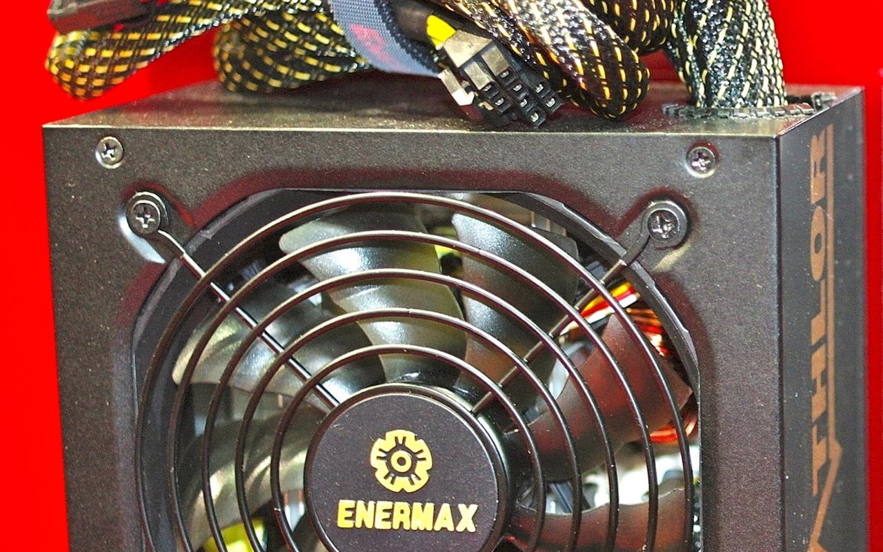 Enermax Triathlor-voeding
