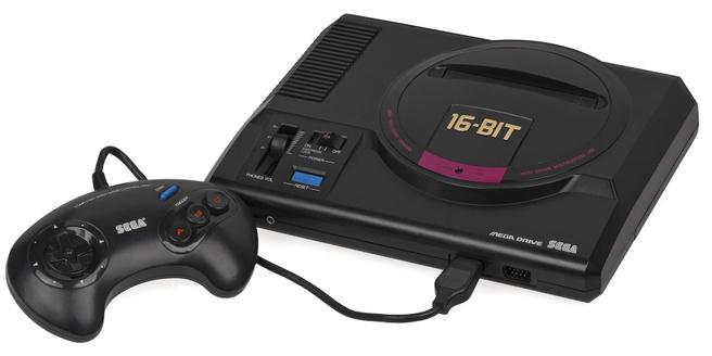 Sega Mega Drive Japan