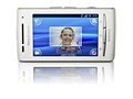 Sony Ericsson Xperia X8 Wit