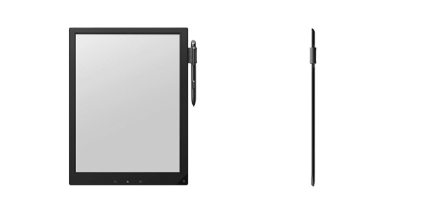 Prototype Sony 13.3-inch slate