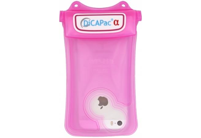 Dicapac Waterproof Case Apple iPhone 4/4S/5/5S/5C Pink
