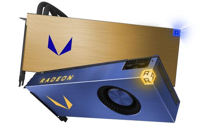AMD Radeon Vega Frontier Edition