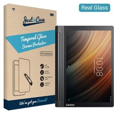 Just in Case Lenovo Yoga Tab 3 Plus Tempered Glass - Arc Edge