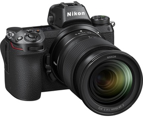 Nikon Z7 + 24-70mm f/4 S Zwart