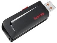 Sandisk Cruzer Slice 4GB Zwart
